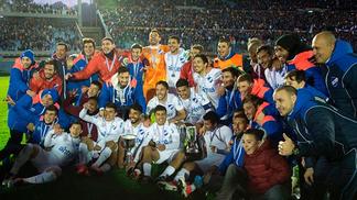 Nacional bateu o Defensor e foi campeão do Torneio Intermediário