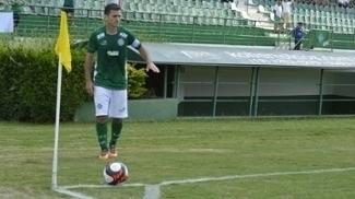 Fumagalli anotou o gol do empate contra a Portuguesa