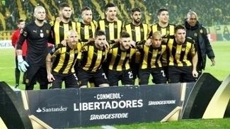 Penarol Posado Palmeiras Libertadores 26/04/2017
