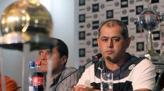 Arce agora será técnico do Guaraní