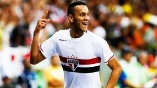 Souza Comemora Gol São Paulo Botafogo Campeonato Brasileiro 10/09/2014