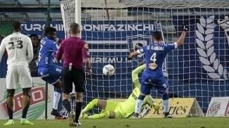 Gol de Diallo foi confirmado pelo recurso tecnológico
