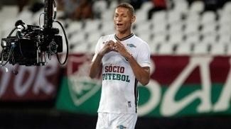Richarlison brilhou na vitória do Fluminense sobre o Botafogo no Carioca