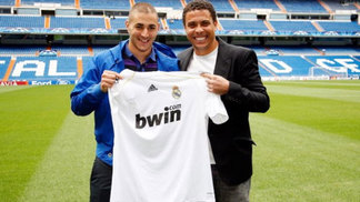 Benzema Ronaldo Fenomeno Real Madrid
