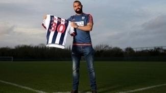 Depois do Tottenham e do QPR, Sandro defenderá até o fim da temporada o WBA
