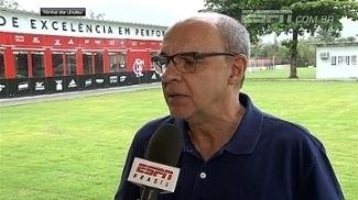 Bandeira de Mello descartou uso do Maracanã na final da Taça Guanabara