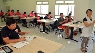 Time chinês recebeu ontem alojamento no Paraná de empresários brasileiros