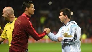 7e95568ab830e Ronaldo e Messi  sempre juntos (nas comparações)