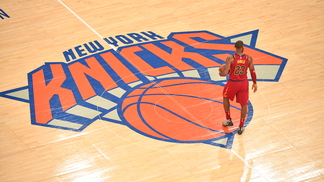 LeBron James no Madison Square Garden