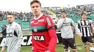 Luan foi revelado nas categorias de base do Figueirense