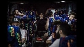 Síria se classificou para a 2ª fase das eliminatórias da Copa atrás do Japão; é o mais perto do Mundial que a seleção chegou em 31 anos