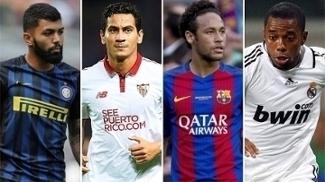 Do martírio de Gabigol e Ganso a Neymar: veja o que mais caros 'Meninos da Vila' fizeram na Europa