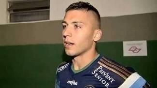 Tobio voltou ao Palmeiras