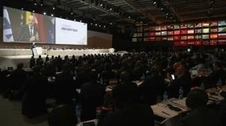 67ª Congresso da Fifa ocorreu no Bahrein