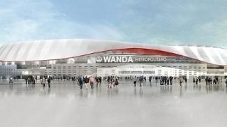 Estádio Wanda-Metropolitano será o nome da nova casa do Atlético de Madri