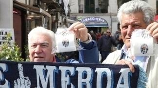 Nápoles prepara uma recepção para lá de hostil a Higuaín