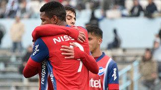 Nacional venceu o Cerro neste domingo