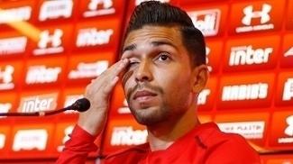 Petros falou sobre o jogo com o Avaí