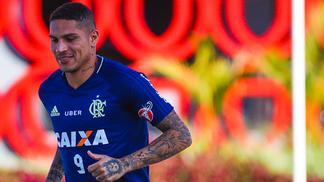 Guerrero pode estar disponível para decisão na Copa do Brasil