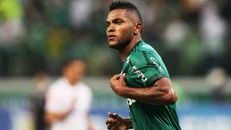 Borja Comemora Gol Palmeiras Cruzeiro Campeonato Brasileiro 30 10 2017 68303f6547d8c