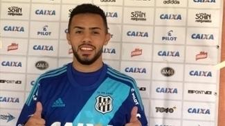 Claudinho é o novo atleta da Ponte Preta