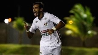 Fluminense, de Henrique Dourado, é um dos times do drible no Brasil