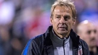 Jurgen Klinsmann, técnico dos Estados Unidos, após a goleada sofrida para a Costa Rica