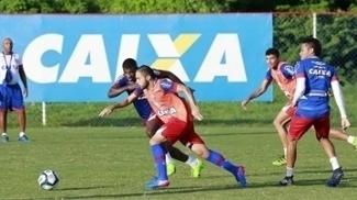 Com possíveis retornos de Jackson e Edson, Bahia visa sequência de quatro Ba-Vis