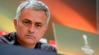 Mourinho concede entrevista coletiva antes da semifinal da Europa League