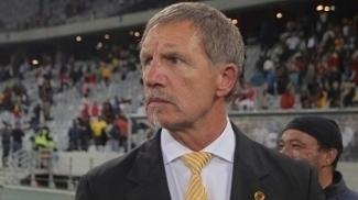 Britânico Stuart Baxter assume a Seleção da África do Sul