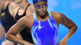 Etiene Medeiros, nadadora brasileira