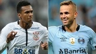 'Final' entre Corinthians e Grêmio marcará o primeiro quarto do Brasileirão