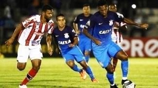 Jo Corinthians Botafogo-SP Campeonato Paulista 01/04/2017