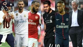 Cardápio ESPN tem Liverpool x Arsenal, Neymar e Real Madrid, programe-se