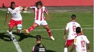 Mogi Mirim saiu atrás no placar, mas buscou o empate