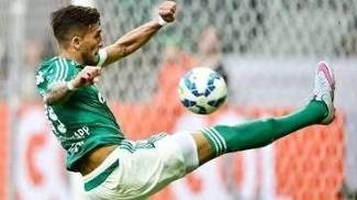 d3dd784de0624 Rafael Marques Palmeiras Santos Campeonato Brasileiro 19 07 2015