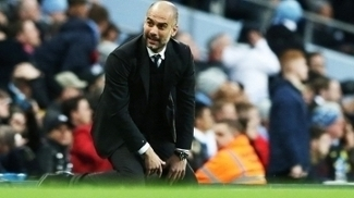 Josep Guardiola Manchester City Liverpool Premier League 19/03/2017