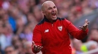 O Sevilla não vence há quatro jogos.
