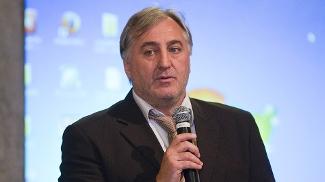 José Martorelli  é o presidente do Sindicato dos Atletas Profissionais de São Paulo