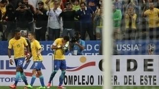 Seleção brasileira continua no topo da lista