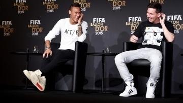 Recordes não resolvem: Messi e Neymar amam suas seleções, mas só serão amados ganhando Copa do Mundo