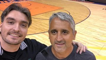 Balões, bambolês e bonés: como um brasileiro está inovando os treinamentos na NBA