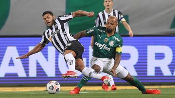 """Galo e Palmeiras vão """"vivos"""" pra BH"""