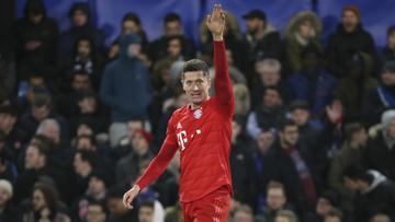 Lewandowski, o melhor 9 do mundo, tem menos repercussão do que merece