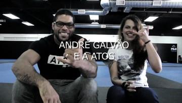 Entrevista: André Galvão e a Atos - Mundial, ADCC, time, rotina e planos
