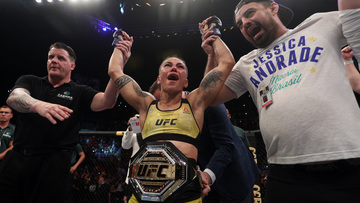 O dia que enfrentei Jéssica Andrade, a nova campeã peso-palha do UFC