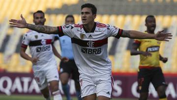 Como Pedro, além do gol, ajudou o Flamengo a sair de Guayaquil com os três pontos na Libertadores?
