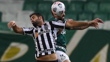 Sem inspiração: Palmeiras respeitou de maneira exagerada, e Atlético-MG não teve ousadia