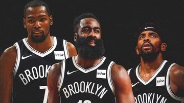 Hierarquia é a palavra para os Nets não serem um fiasco: Harden e Kyrie precisam entender que o time é de Durant