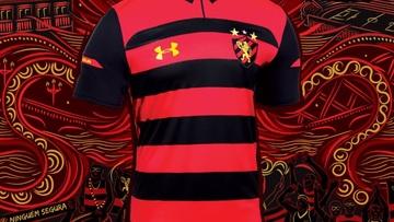 Sport muda fornecedora e apresenta novas camisas 1 e 2